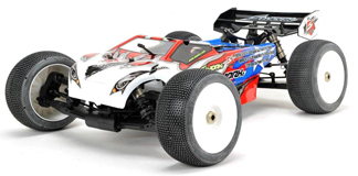 1-8 Electric Truggy